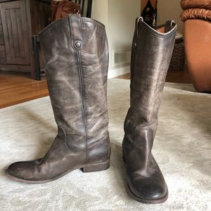 Frye boots sz. 10 extended calf